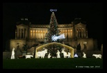 Place de Venise - Noel à Rome
