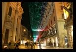 via del corso - boutiques rome