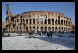 neige rome