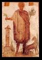ostia - Sacello del Silvano