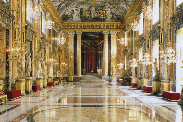 galleria colonna in roma