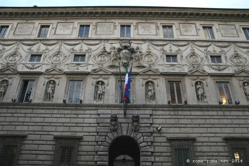 Palazzo e Galleria Spada