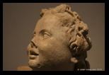 Dionysos sur un bras d'Hermes