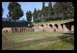 Temple de la Victoire colline du Palatin