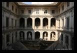 Cour palazzo altemps - musée national romain