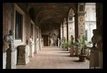 Loggia palazzo altemps - musée national romain