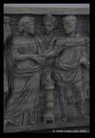 Sarcophage d'Acilia - premier étage, empire
