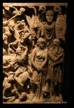 détail Sarcophage de Portonaccio