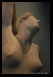 Niobide morente - musée - sculpture République Romaine
