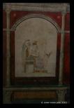 La villa Farnesina, fresques - Villas romaine, fresques et mosaïques, Palais Massimo