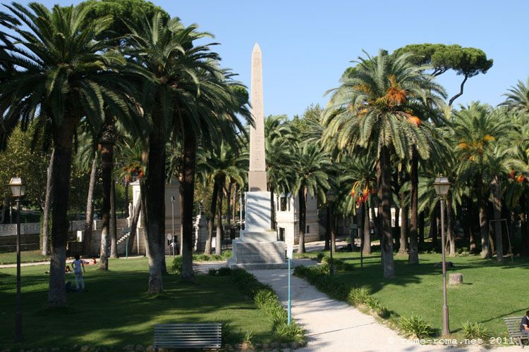 Villa torlonia for Le jardin 489 rome