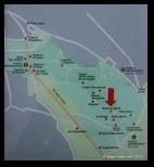 Plan de la Vallée de la Caffarella
