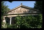 Temple de Saturne - villa torlonia