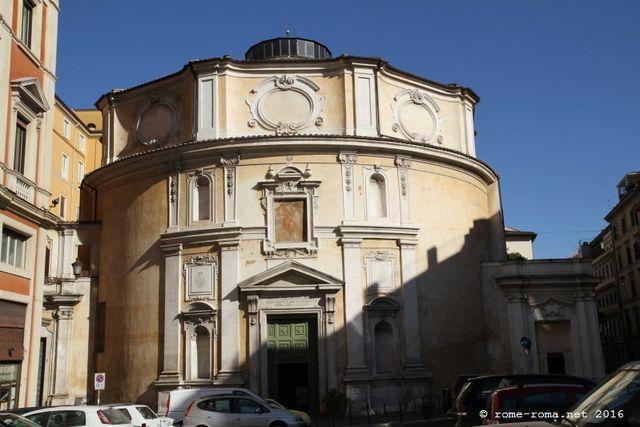 Chiesa San Bernardo alle Terme