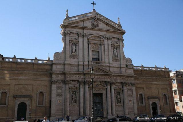 Chiesa di Santa Susanna alle Terme