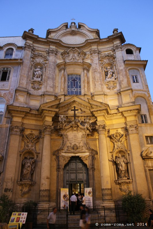 Église Santa Maria Maddalena