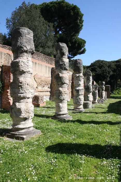 Port de Trajan et de Claude