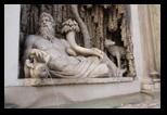 tibre - quattro fontane, roma