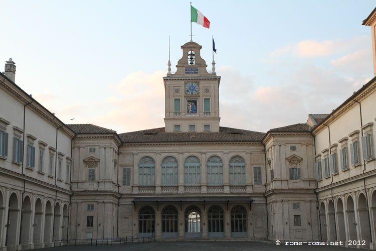 palais du quirinal