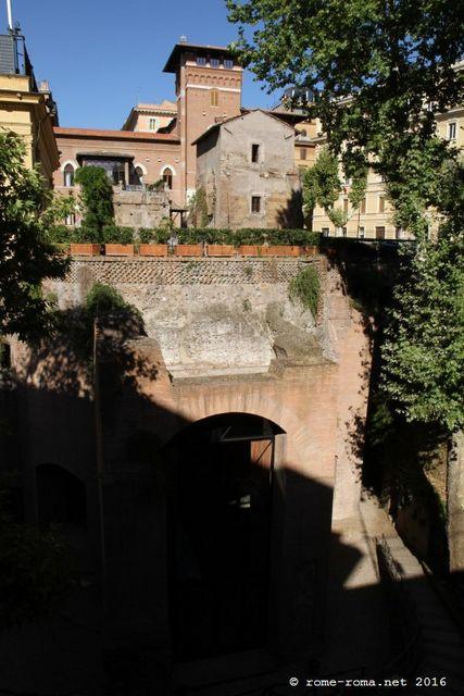 Visite de Sallustiano et Ludovisi