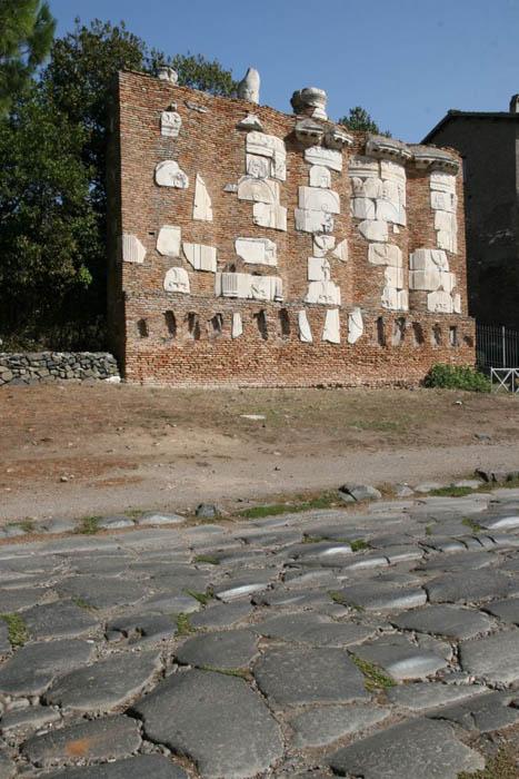 mausolé de Romulus