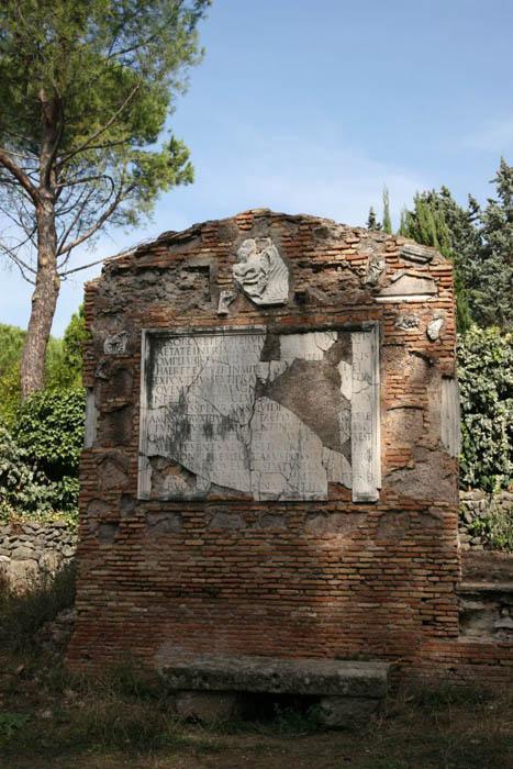 Via appia antica - Cuisine de la rome antique ...