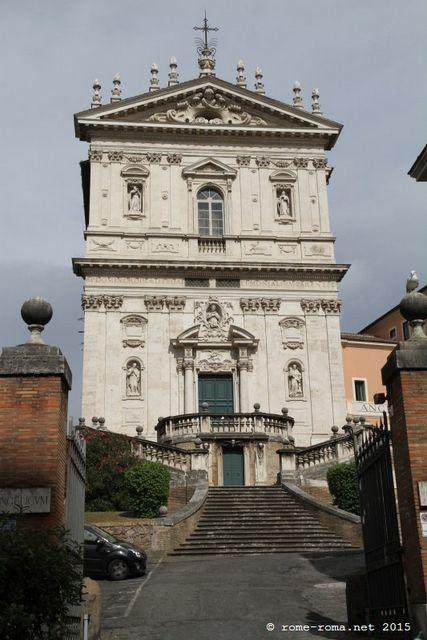 Eglise des Saints Dominique et Sixte