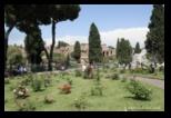roseraie de rome