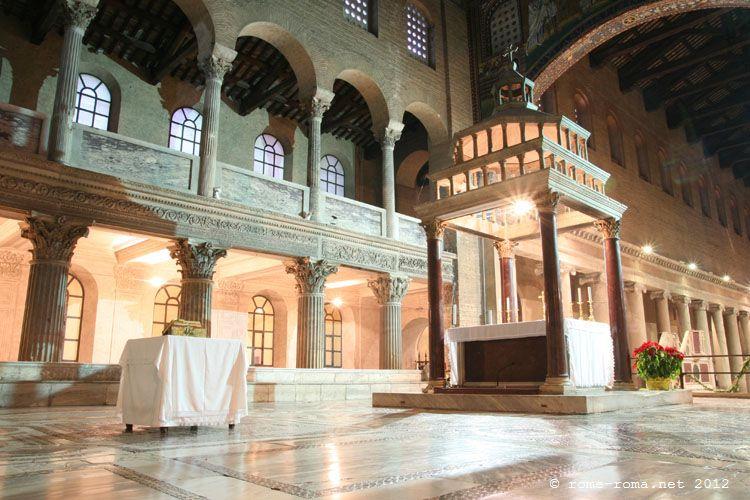 Basilique Saint Laurent hors les murs