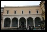 façade saint pierre aux liens à Rome