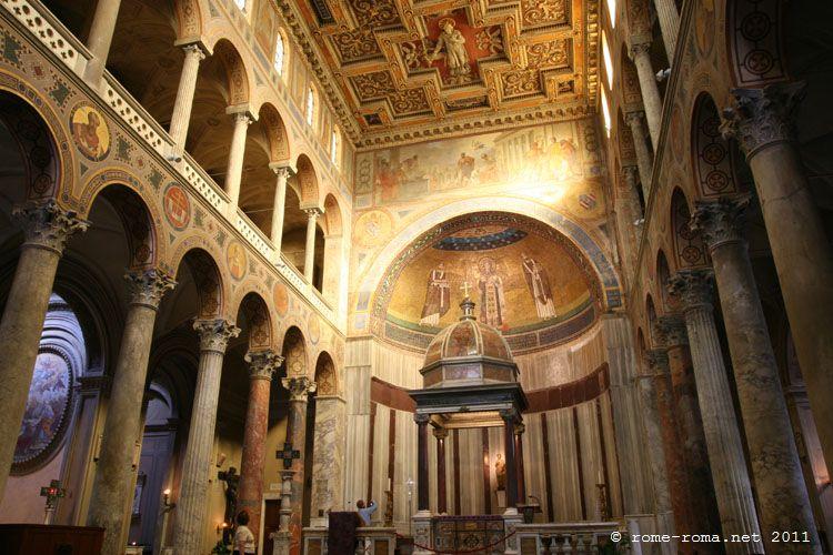 Complexe monumental de Sainte-Agnès hors-les-murs