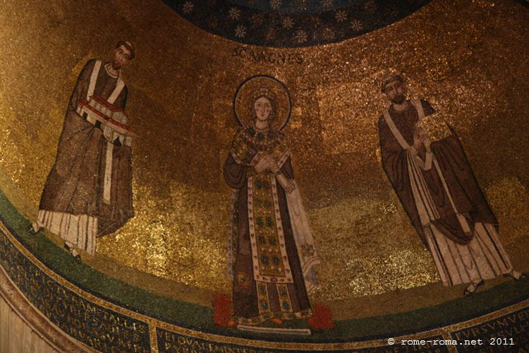 Basilique de Sainte Agnès hors les murs