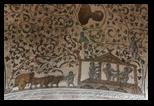 mosaiques du IVe siècle santa costanza