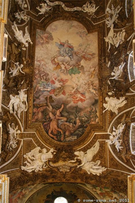 Eglise De Santa Maria Della Vittoria