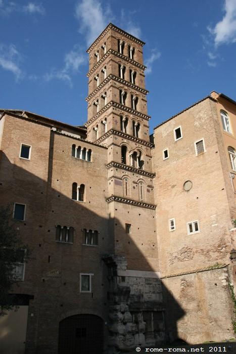 Basilique Santi Giovanni e Paolo