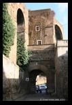 colline du Caelius à Rome