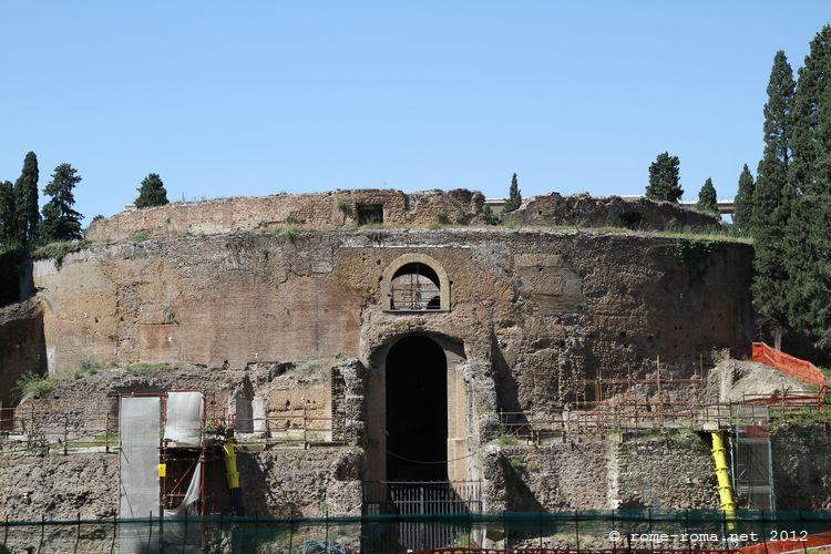 mausolée d'auguste