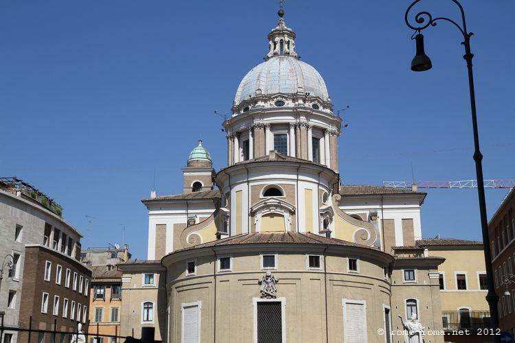 Chiesa Santi Ambrogio e Carlo al Corso