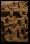 gladiateurs - musée national romain - thermes de Dioclétien