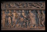 Sarcophage - Dionysos et Arianne