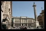 piazza colonna - place de la colonne