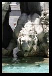 fontaine des quattre fleuves place navone