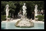 Fontaine de Vénus - Parc de la Villa Borghese