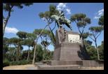 Monument à Umberto I - Parc de la Villa Borghese