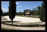 Piazza di Siena - Parc de la Villa Borghese