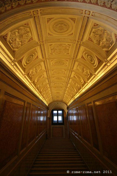 Histoire de la Villa Farnesina