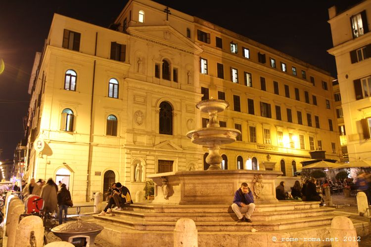 Piazza della Madonna dei Monti