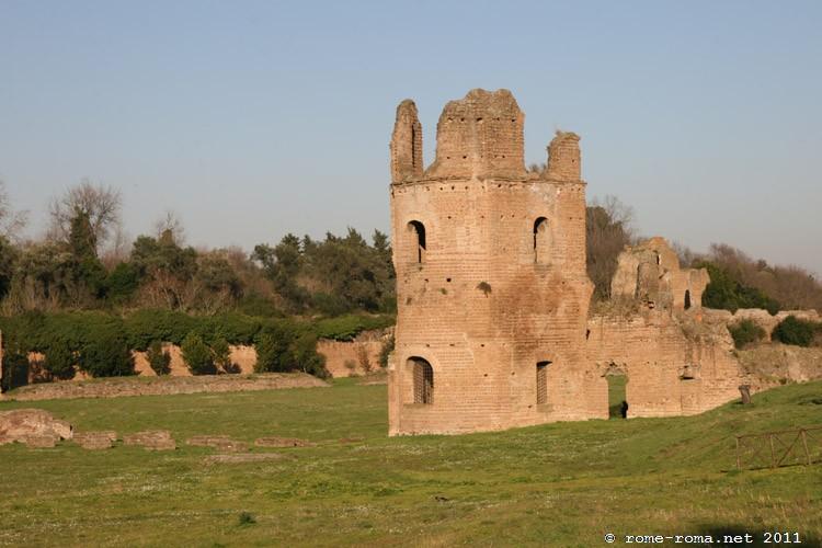Circo e Villa di Massenzio