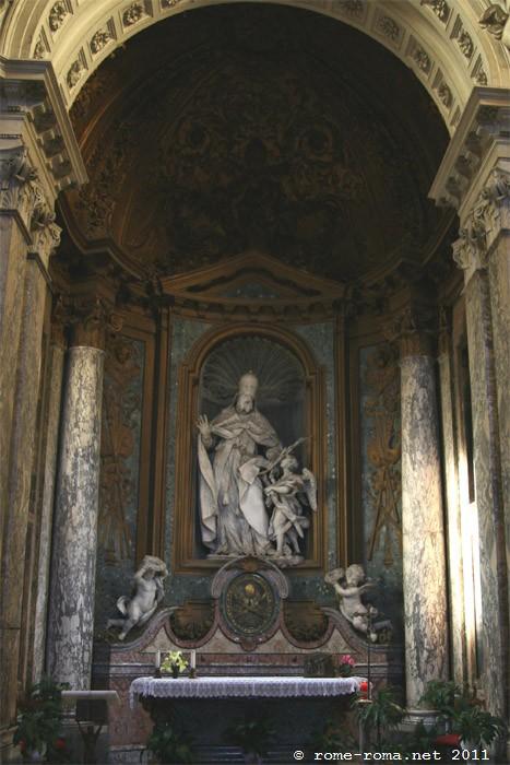 Basilique et catacombes de Saint-Sébastien  via appia