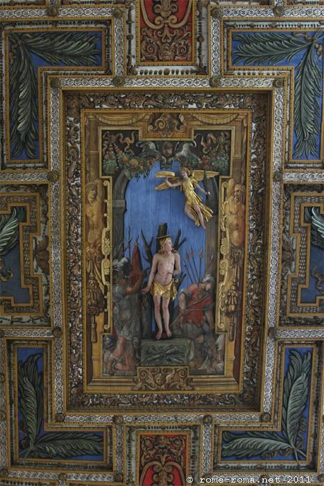 Basilique et catacombes de Saint-Sébastien